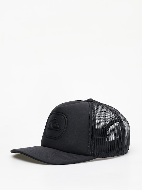 Kšiltovka  Quiksilver Heat Pinch ZD (black)