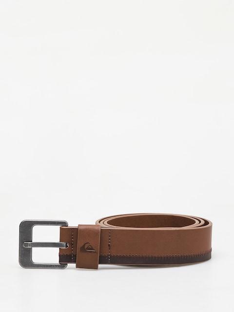 Pásek Quiksilver Binge 3 (chocolate brown)