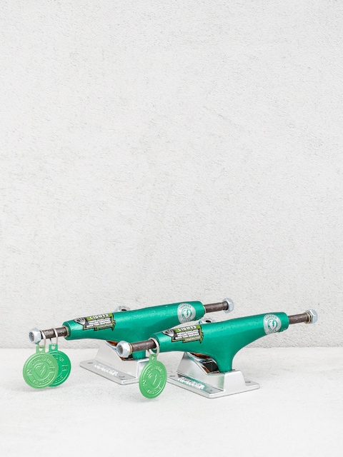Trucky Thunder Duos Lights (green/polished)