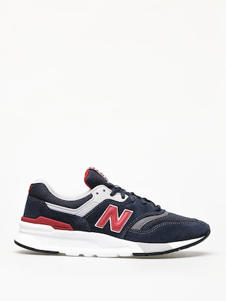 Boty New Balance 997 (navy/red)