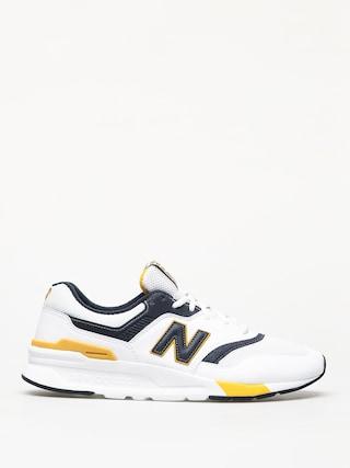 Boty New Balance 997 (white/navy)