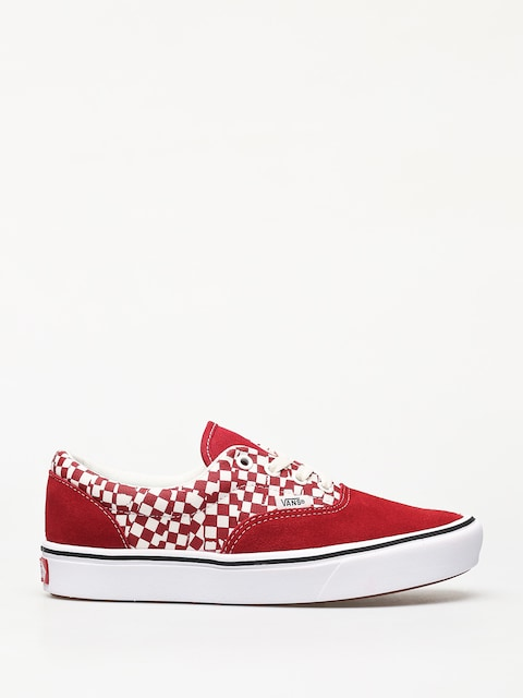 Boty Vans ComfyCush Era (tear check/racing red/true white)