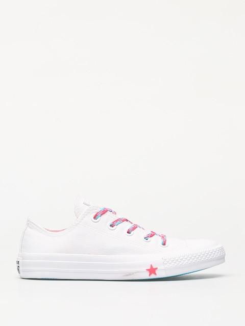 Tenisky Converse Chuck Taylor All Star Ox Glow Up Wmn (optical white)