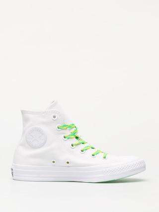 Tenisky Converse Chuck Taylor All Star Hi Glow Up Wmn (optical white)