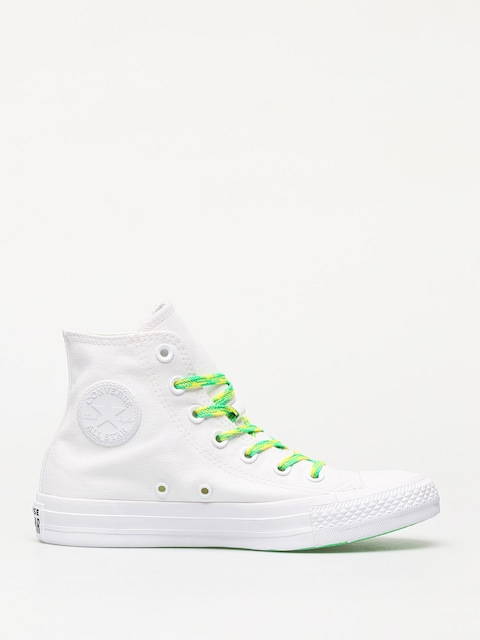 Tenisky Converse Chuck Taylor All Star Hi Glow Up Wmn (optical white)