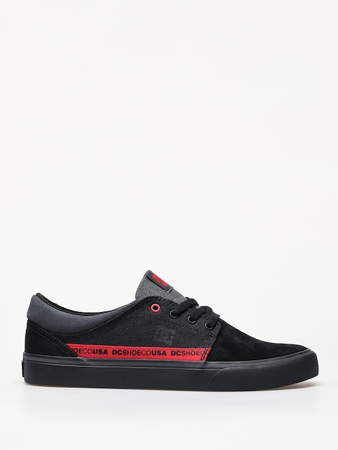 Boty DC Trase Tx Se (black/red/black)