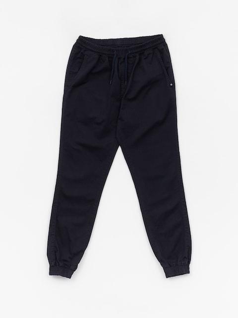 Kalhoty Malita Jogger (navy dots)