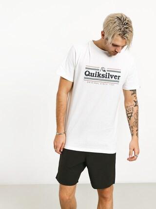 Tričko Quiksilver Get Buzzy (white)