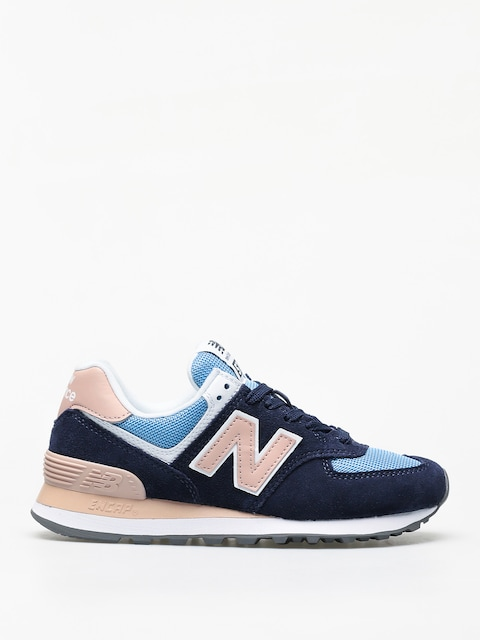 Boty New Balance 574 Wmn (navy/pink)