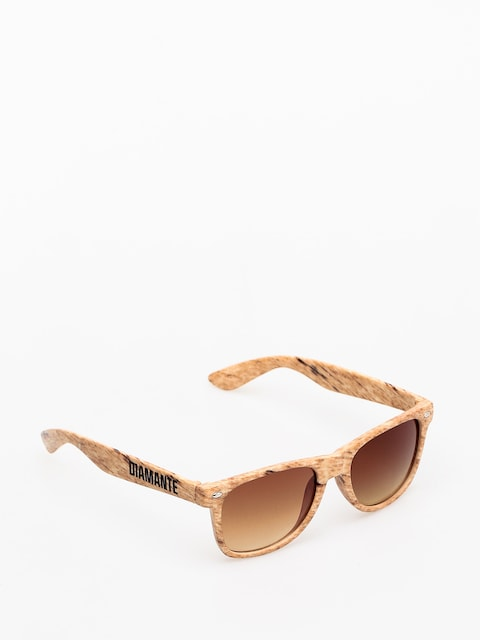 Sluneční brýle Diamante Wear Woody (beige)