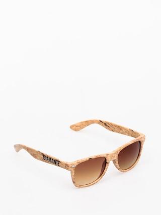 Sluneu010dnu00ed bru00fdle Diamante Wear Woody (beige)