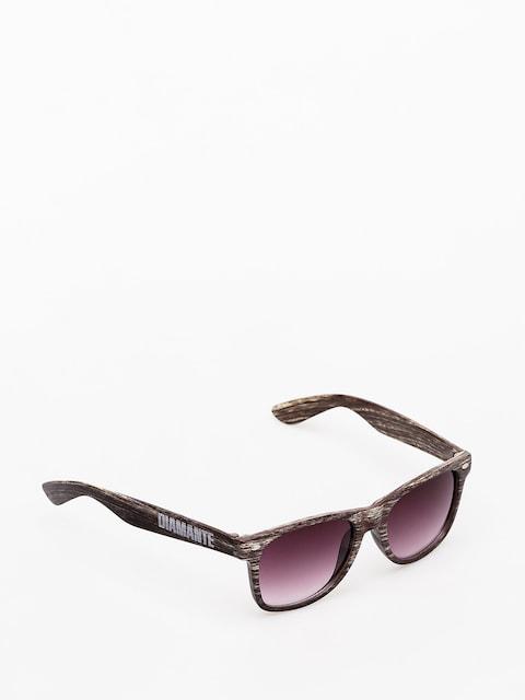 Sluneční brýle Diamante Wear Woody (brown)