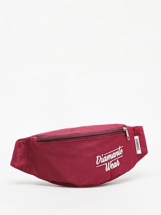 Ledvinka Diamante Wear Diamante Logo (burgundy)