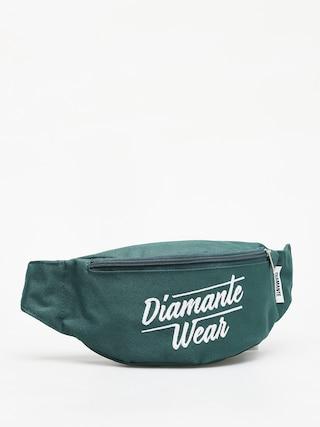 Ledvinka Diamante Wear Diamante Logo Big (bottle green)