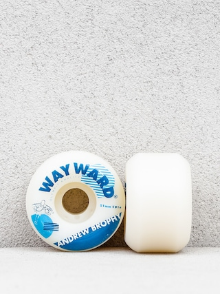 Kolečka Wayward Brophy (white/blue)
