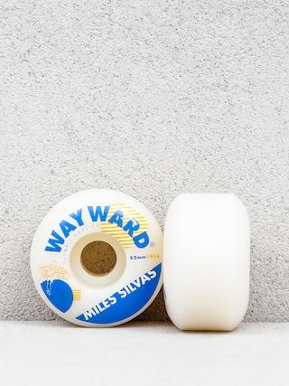 Kolečka Wayward Miles Silvas (white/blue)