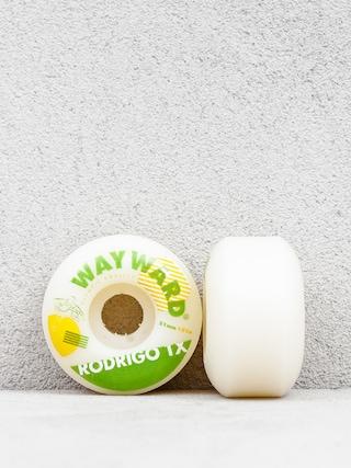 Kolečka Wayward Rodrigo (white/green)