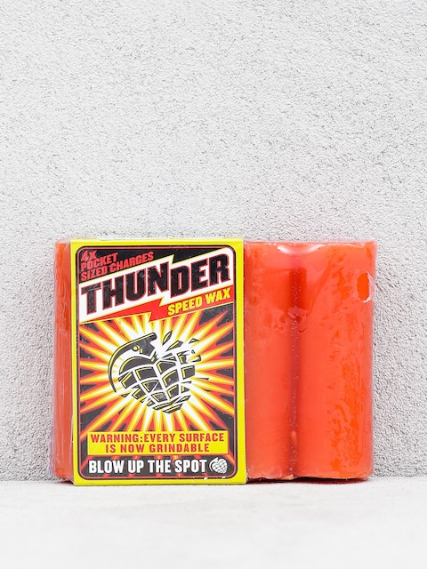 Vosk Thunder Speed Wax