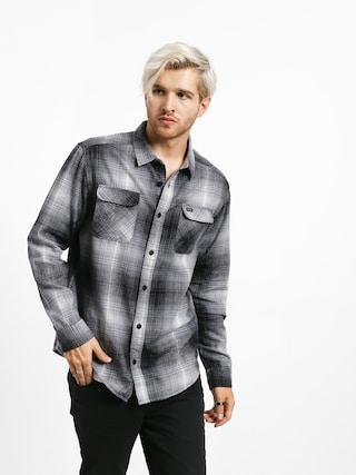 Košile RVCA Muir Flannel (black)