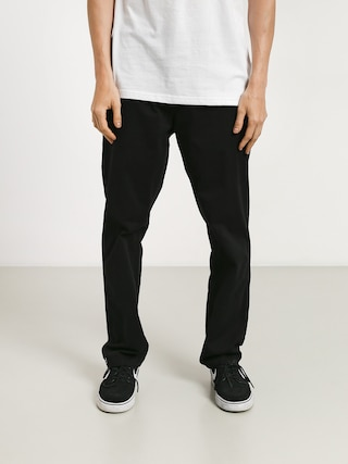 Kalhoty Malita Chino Low (black/stripes)