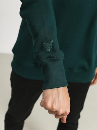 Mikina Nervous Icon (spruce)