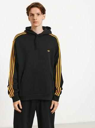 Mikina s kapucí adidas Mini Shmoo HD (black/active gold)