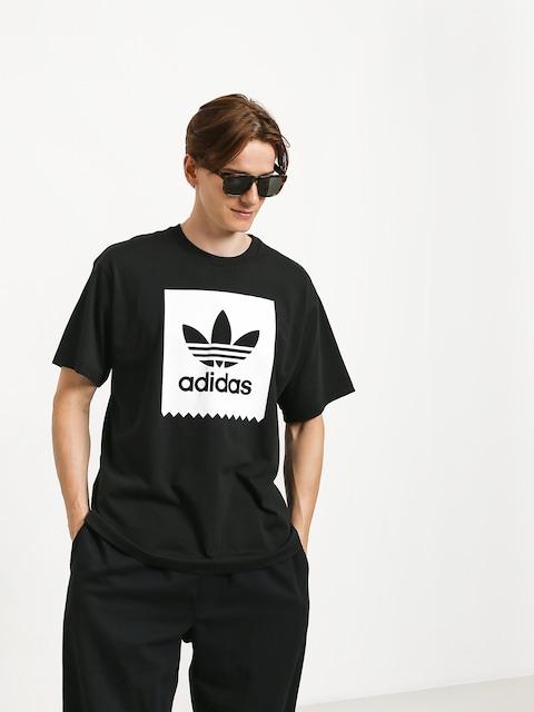 Tričko adidas Solid Bb (black/white)