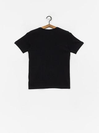 Tričko Quiksilver Get Bizzy (black)