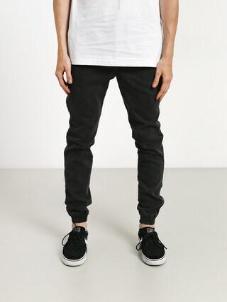 Kalhoty Diamante Wear Rm Jeans Jogger (black marmur jeans)