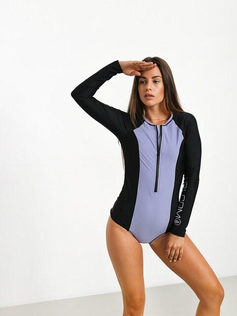 Plavky Volcom Simply Solid Bodysuit Wmn (vlt)