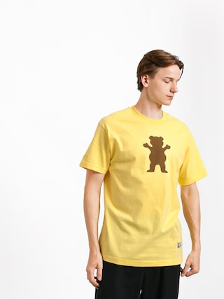 Triu010dko Grizzly Griptape Og Bear (banana)