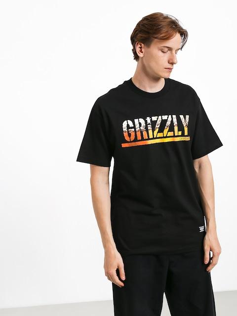 Tričko Grizzly Griptape Brew