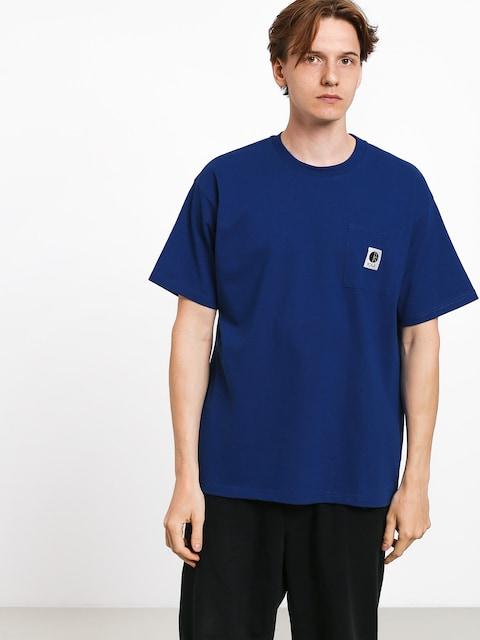 Tričko Polar Skate Pocket (dark blue)