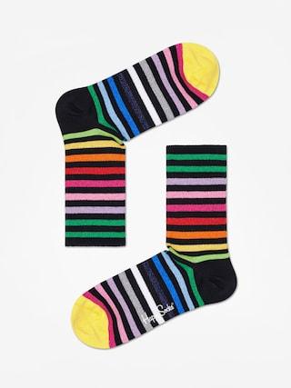 Ponožky Happy Socks Athletic Striped Mid High (multi)