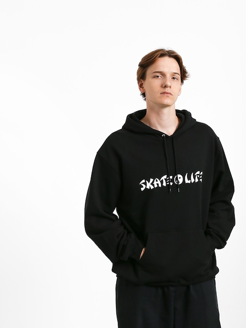 Mikina s kapucí Polar Skate Skatelife HD