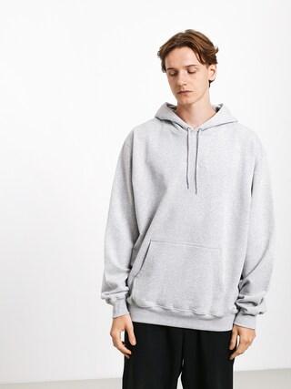 Mikina s kapucí Polar Skate American Fleece HD (sport grey)