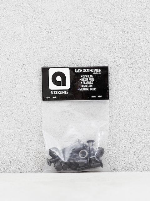 Šroubky Amok 01 (black)