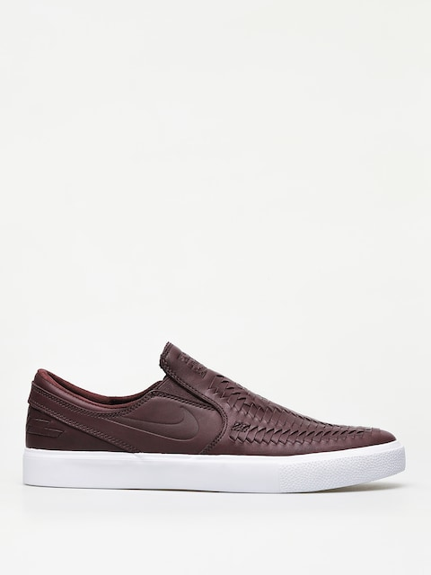 Boty Nike SB Zoom Janoski Slip Rm Crafted (mahogany/mahogany white gum light brown)