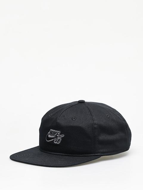 Kšiltovka  Nike SB Cap Pro (black/anthracite/black)