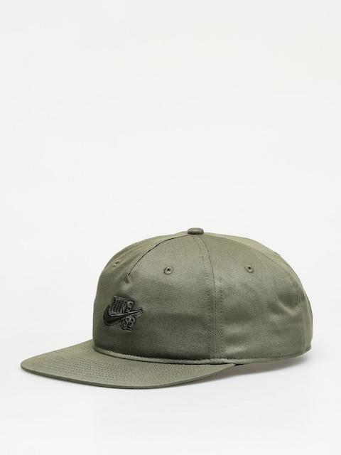 Kšiltovka  Nike SB Cap Pro (medium olive/sequoia/medium olive)