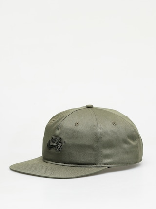 Ku0161iltovka  Nike SB Cap Pro (medium olive/sequoia/medium olive)