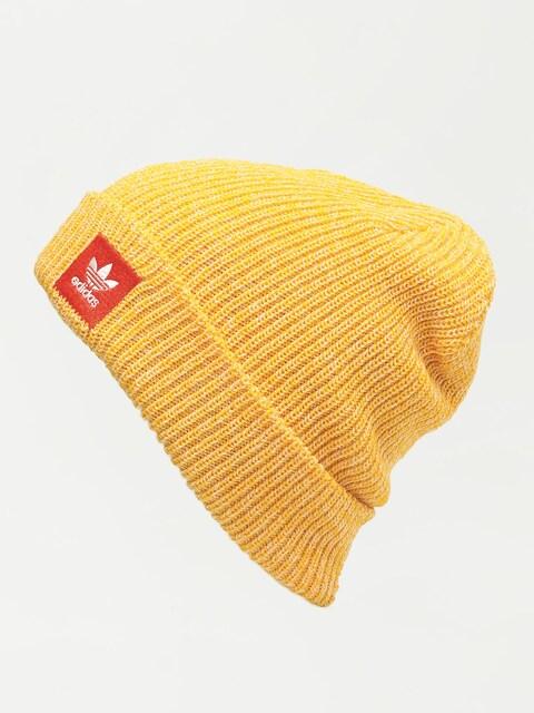 Čepice adidas Joebeanie2 (active gold/cream white/active orange)