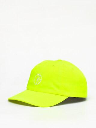 Ku0161iltovka  Polar Skate Stroke Logo ZD (neon yellow)