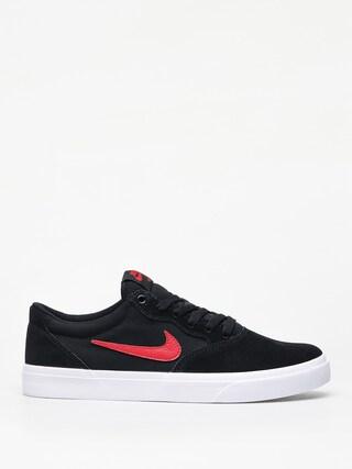 Boty Nike SB Chron Slr (black/university red)