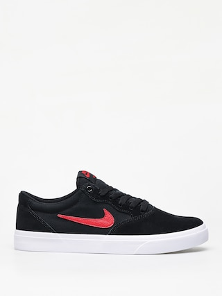Boty Nike SB Chron Slr (black/university red)
