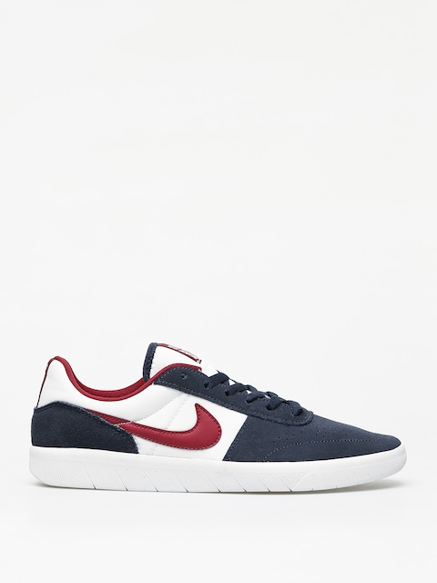Boty Nike SB Team Classic (obsidian/team red summit white)