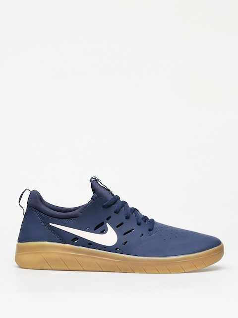 Boty Nike SB Nyjah Free (midnight navy/summit white midnight navy)