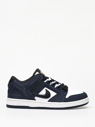 Boty Nike SB Air Force II Low (obsidian/black white celestial gold)