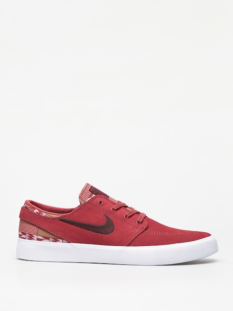 Boty Nike SB Zoom Janoski Rm Prm (cedar/mahogany multi color white)