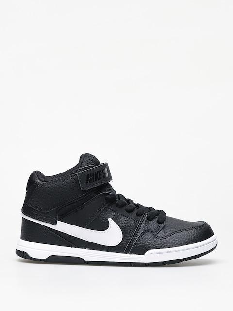 Boty Nike SB Mogan Mid 2 Jr Gs (black/white)